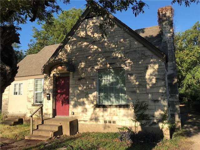 1231 Harlandale Avenue, Dallas, TX 75216 (MLS #14176014) :: Ann Carr Real Estate
