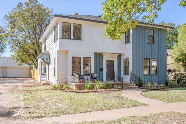 734 S Meander Street, Abilene, TX 79602 (MLS #14176035) :: Vibrant Real Estate