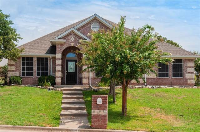 807 Justin Court, Keene, TX 76059 (MLS #14176086) :: Lynn Wilson with Keller Williams DFW/Southlake