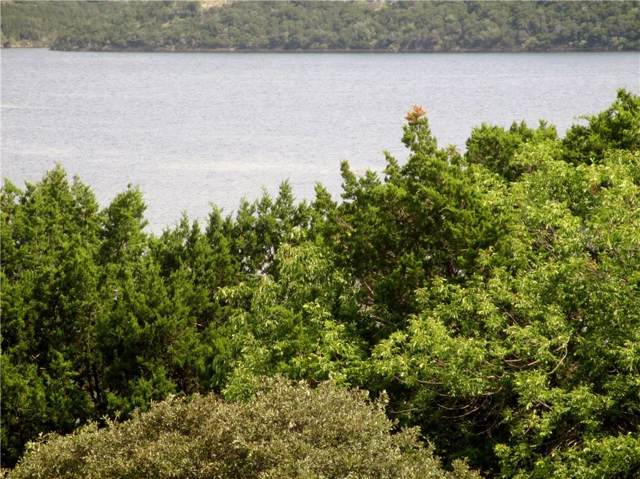 1020 Cliffs Drive, Possum Kingdom Lake, TX 76449 (MLS #14176095) :: The Heyl Group at Keller Williams