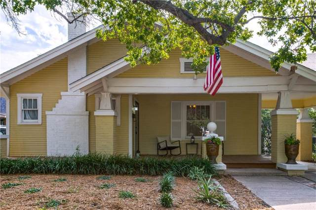 2553 Wabash Avenue, Fort Worth, TX 76109 (MLS #14176097) :: The Heyl Group at Keller Williams