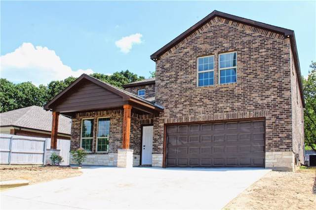 2317 Vogt Street, Fort Worth, TX 76105 (MLS #14176112) :: The Heyl Group at Keller Williams