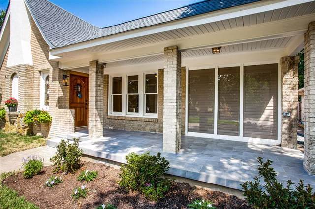 5427 Monticello Avenue, Dallas, TX 75206 (MLS #14176143) :: Robbins Real Estate Group