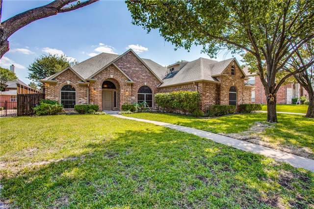 305 Hillside Drive, Forney, TX 75126 (MLS #14176152) :: The Heyl Group at Keller Williams