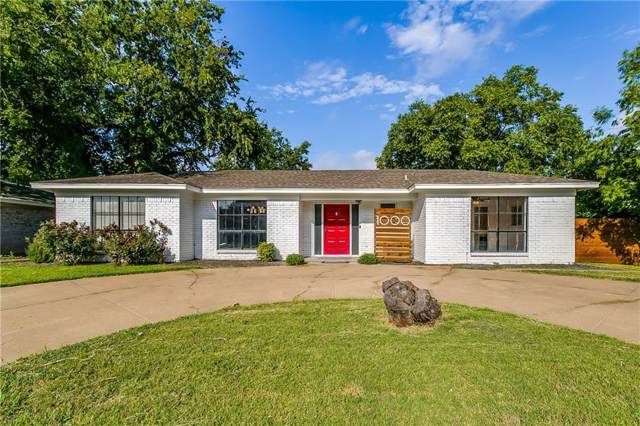 1000 Park Drive, Benbrook, TX 76126 (MLS #14176156) :: Potts Realty Group