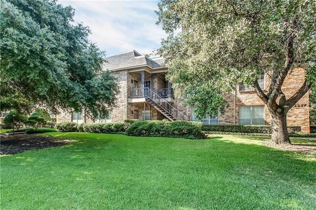 4347 Bellaire Drive #232, Fort Worth, TX 76109 (MLS #14176223) :: The Heyl Group at Keller Williams