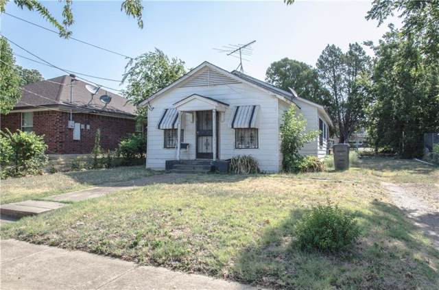 6722 Mabel Avenue, Dallas, TX 75209 (MLS #14176257) :: The Good Home Team