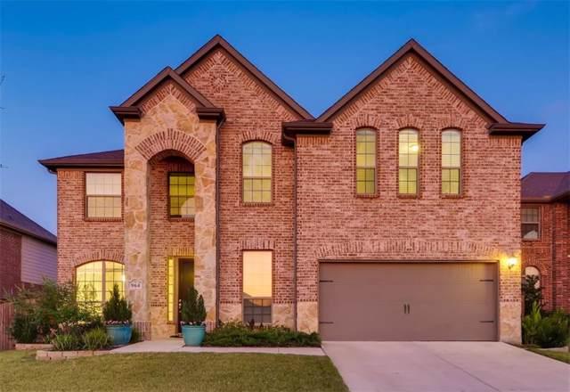 964 Bentley Drive, Roanoke, TX 76262 (MLS #14176263) :: The Heyl Group at Keller Williams