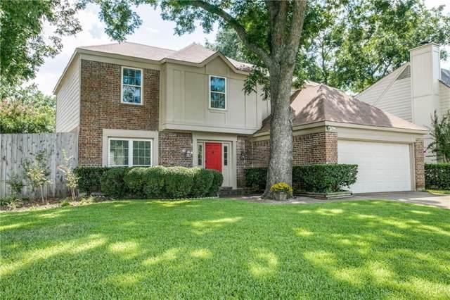 505 Arbor Oak Drive, Grapevine, TX 76051 (MLS #14176264) :: Baldree Home Team