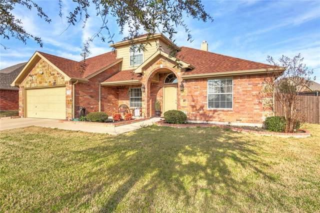 1712 Lakeway Drive, Cleburne, TX 76033 (MLS #14176291) :: Potts Realty Group