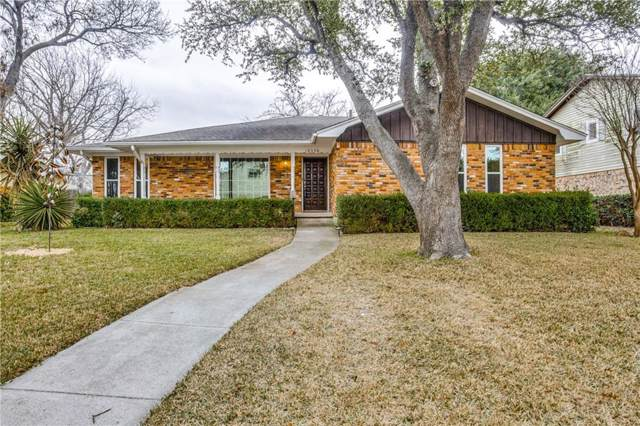 12330 Coolmeadow Lane, Dallas, TX 75218 (MLS #14176297) :: Robbins Real Estate Group