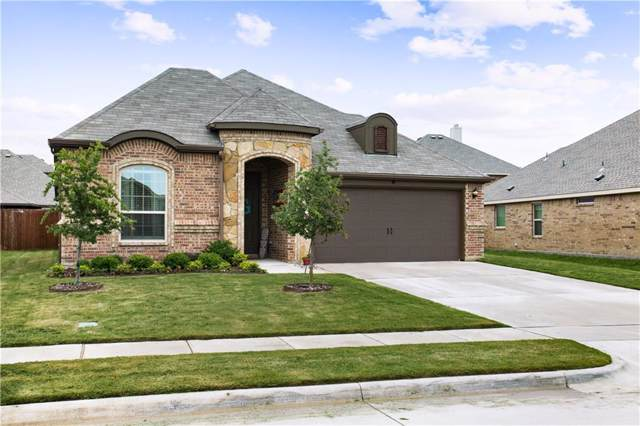 260 Hilltop Drive, Justin, TX 76247 (MLS #14176335) :: The Real Estate Station