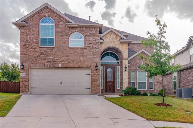 9336 Tunilla Court, Fort Worth, TX 76177 (MLS #14176407) :: The Real Estate Station