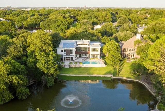 11033 Eastview Circle, Dallas, TX 75230 (MLS #14176408) :: The Heyl Group at Keller Williams