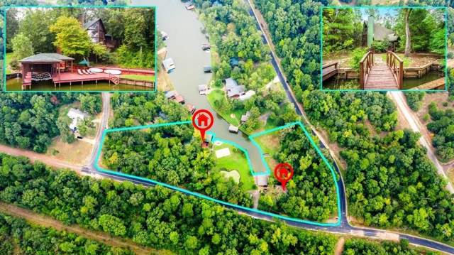 600 Canadian Drive, Scroggins, TX 75480 (MLS #14176419) :: RE/MAX Town & Country