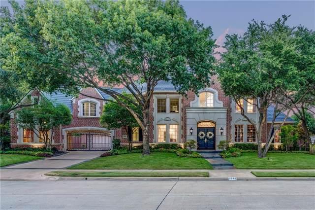 5705 Woodmont Court, Plano, TX 75093 (MLS #14176473) :: The Paula Jones Team   RE/MAX of Abilene