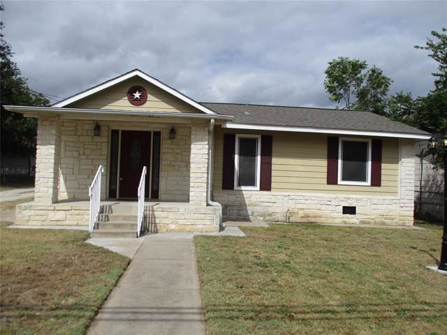 714 Rose Avenue, Cleburne, TX 76033 (MLS #14176533) :: RE/MAX Town & Country