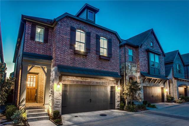 8643 Thorbrush Place, Dallas, TX 75238 (MLS #14176540) :: The Hornburg Real Estate Group