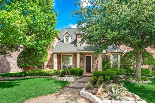 4802 Carnegie Drive, Frisco, TX 75034 (MLS #14176565) :: Kimberly Davis & Associates