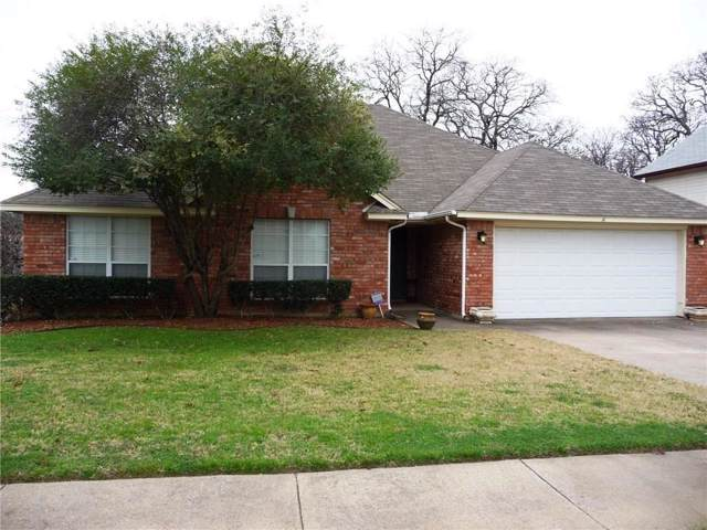 219 Canterbury Street, Euless, TX 76039 (MLS #14176580) :: RE/MAX Town & Country