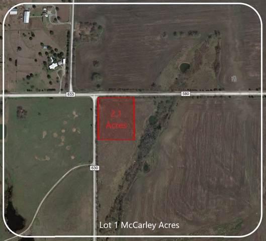 TBD County Road 580, Blue Ridge, TX 75424 (MLS #14176598) :: The Heyl Group at Keller Williams