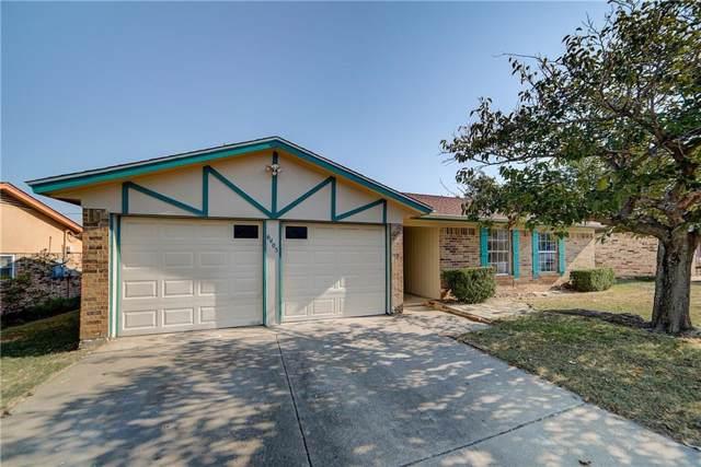 6405 S Stardust Drive, Watauga, TX 76148 (MLS #14176600) :: Team Hodnett