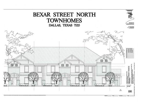 2439 Hooper Street, Dallas, TX 75215 (MLS #14176638) :: The Real Estate Station