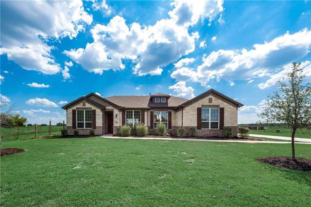 6052 Rose Hill Road, Whitewright, TX 75491 (MLS #14176659) :: Baldree Home Team