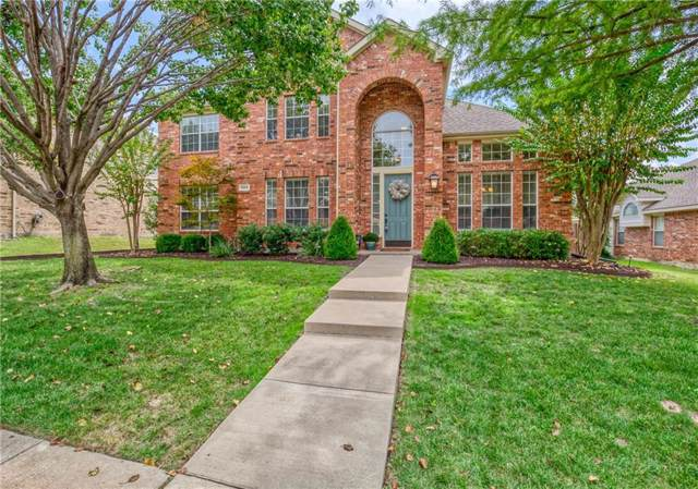 7665 Quiet Meadow Lane, Frisco, TX 75033 (MLS #14176696) :: All Cities Realty