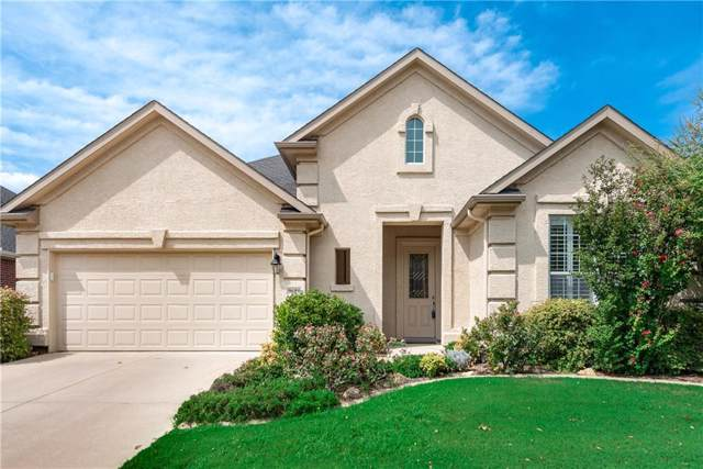 9620 Sandlewood Drive, Denton, TX 76207 (MLS #14176713) :: Real Estate By Design