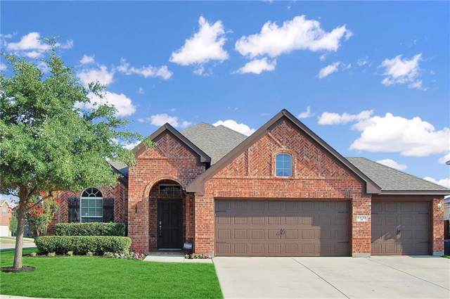 5436 Threshing Drive, Fort Worth, TX 76179 (MLS #14176729) :: The Real Estate Station