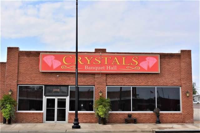 1002 Conrad Hilton Boulevard, Cisco, TX 76437 (MLS #14176738) :: Post Oak Realty