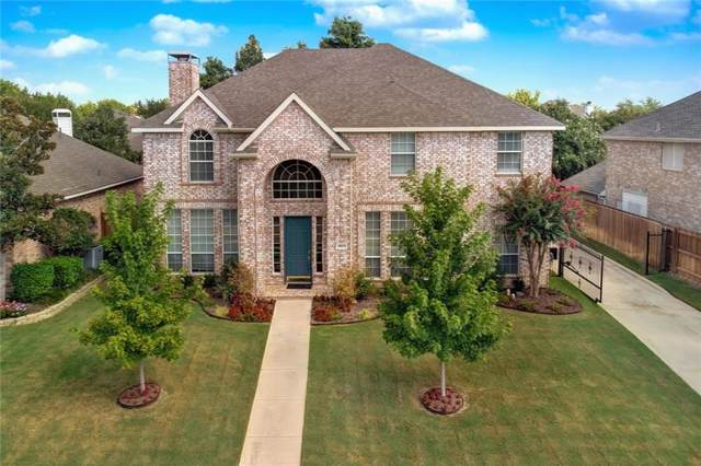 1805 Falcon Drive, Keller, TX 76248 (MLS #14176791) :: The Heyl Group at Keller Williams