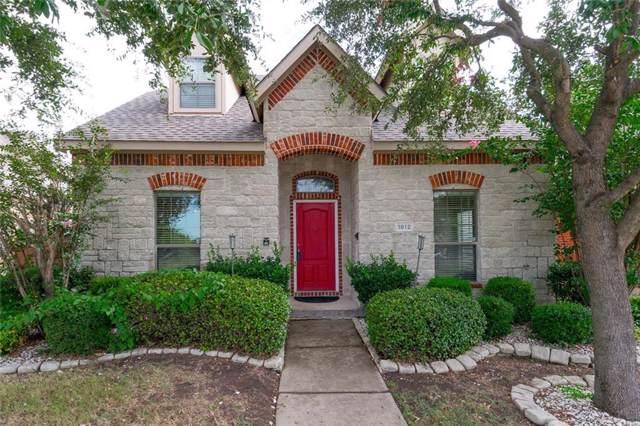 1812 Lancaster Gate, Allen, TX 75013 (MLS #14176883) :: HergGroup Dallas-Fort Worth