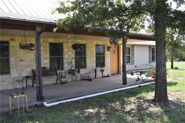 4400 Erwin Road, Poolville, TX 76487 (MLS #14176937) :: The Heyl Group at Keller Williams