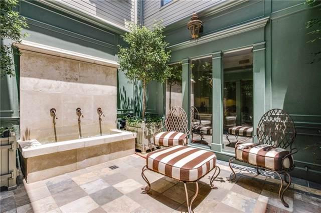 4350 Westside Drive, Highland Park, TX 75209 (MLS #14176991) :: Frankie Arthur Real Estate