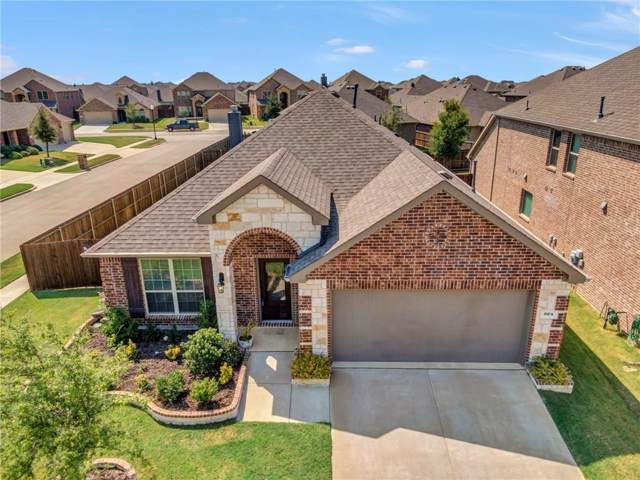 324 Whitman Drive, Mckinney, TX 75072 (MLS #14177006) :: Lynn Wilson with Keller Williams DFW/Southlake