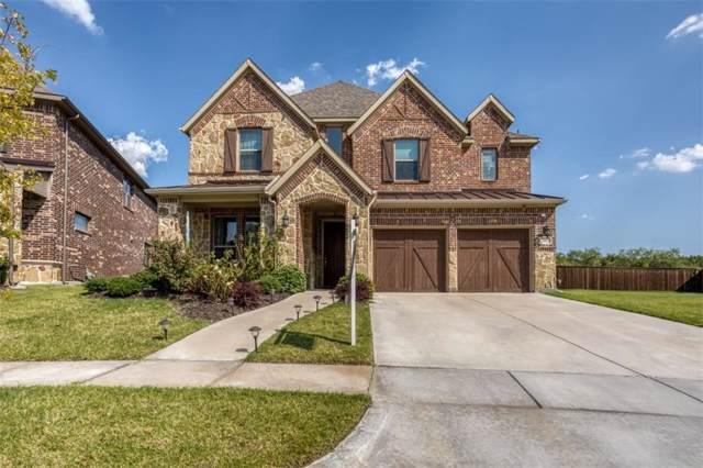 2601 Walnut Creek Lane, The Colony, TX 75056 (MLS #14177080) :: Kimberly Davis & Associates