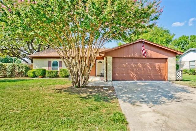 1101 Trammell Drive, Benbrook, TX 76126 (MLS #14177090) :: The Heyl Group at Keller Williams