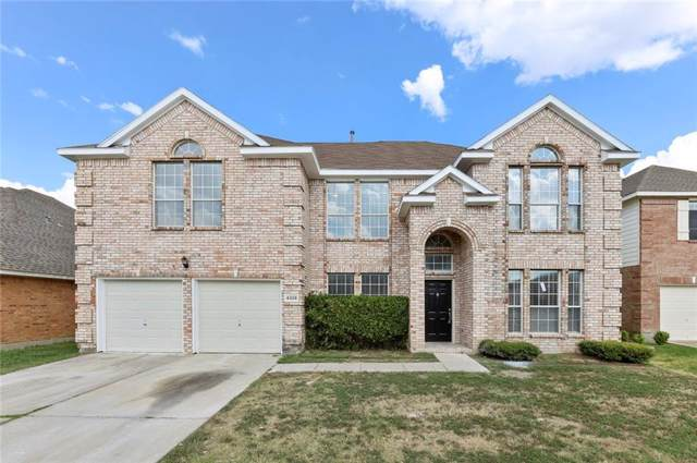 4328 Stephen Street, Grand Prairie, TX 75052 (MLS #14177099) :: Lynn Wilson with Keller Williams DFW/Southlake