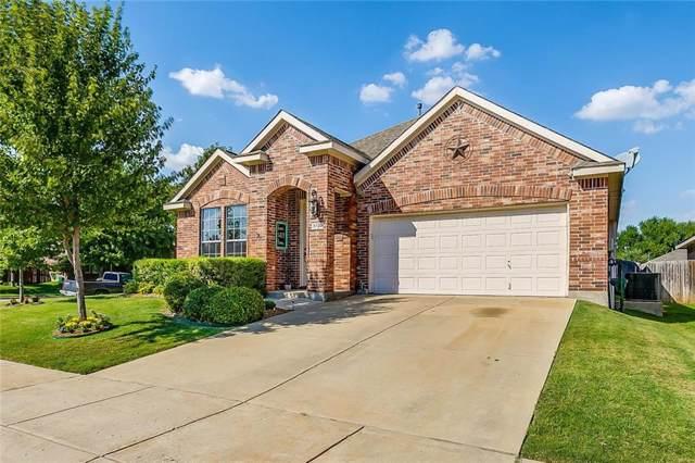 5720 Balmorhea Drive, Denton, TX 76226 (MLS #14177102) :: Real Estate By Design