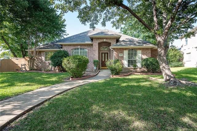3205 Kinlock Court, Plano, TX 75074 (MLS #14177165) :: The Good Home Team