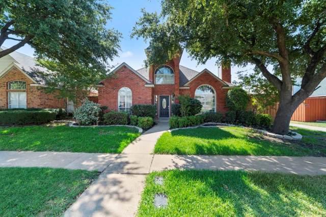 2704 Honeysuckle Drive, Richardson, TX 75082 (MLS #14177190) :: The Paula Jones Team | RE/MAX of Abilene