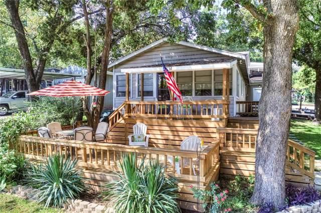 1725 Hillcrest Circle, Gordonville, TX 76254 (MLS #14177192) :: The Heyl Group at Keller Williams