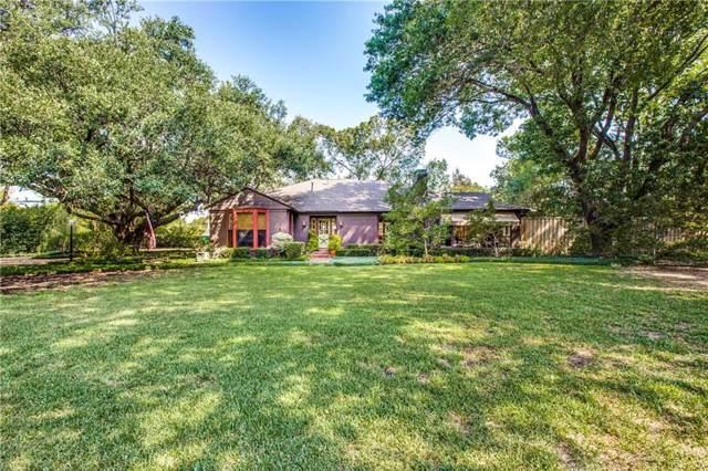 6007 Meadow Road, Dallas, TX 75230 (MLS #14177206) :: The Kimberly Davis Group