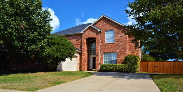 408 Leameadow Drive, Allen, TX 75002 (MLS #14177227) :: Tanika Donnell Realty Group