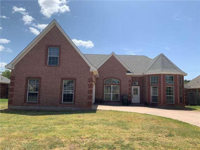 3317 White Oaks Drive, Abilene, TX 79606 (MLS #14177236) :: The Tierny Jordan Network