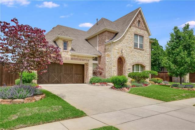 120 Juniper Drive, Coppell, TX 75019 (MLS #14177237) :: Hargrove Realty Group