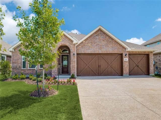 4314 Cibolo Creek Trail, Celina, TX 75078 (MLS #14177248) :: Trinity Premier Properties