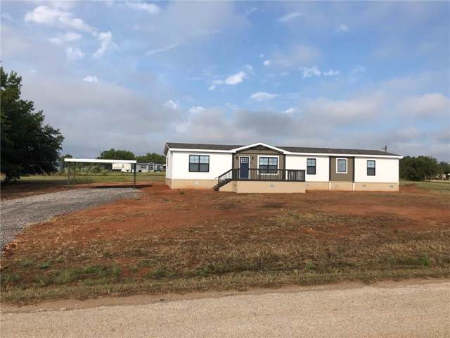 401 Chaparral Lane, Springtown, TX 76082 (MLS #14177304) :: All Cities Realty
